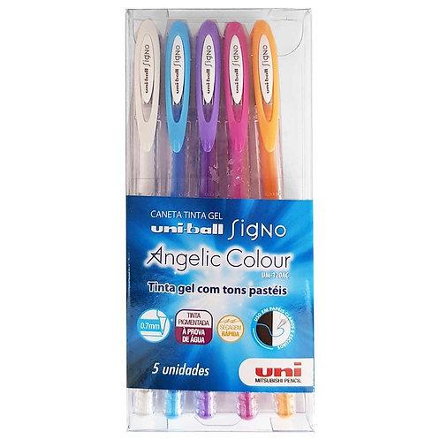 Uniball Signo Angelic Colour