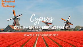 Cyprus – Netherlands tax treaty
