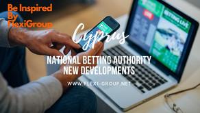 Cyprus National Betting Authority - New Developments