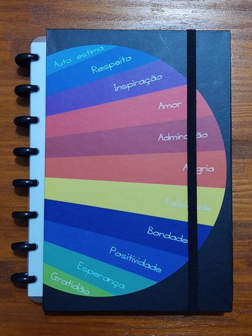 Caderno Criativo Happy Now
