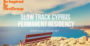 Slow Track Cyprus Permanent Residency