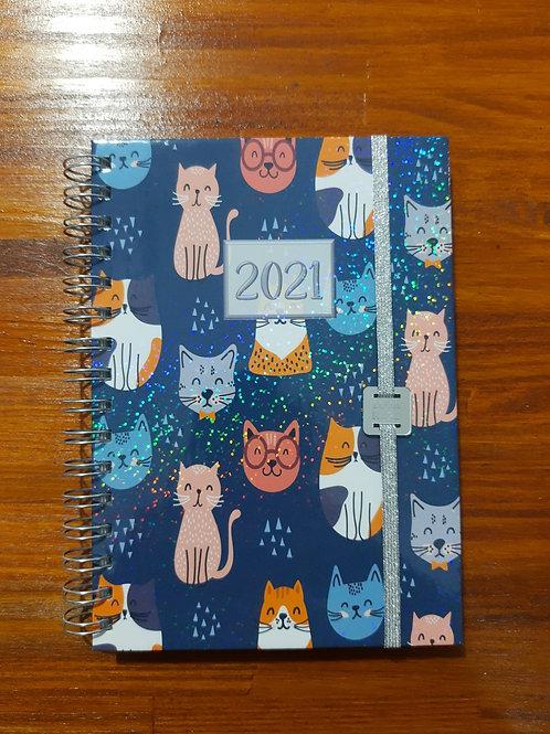 Agenda 2021 Kitty Cat