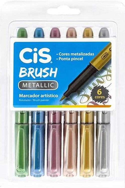 Cis Brush Metallic