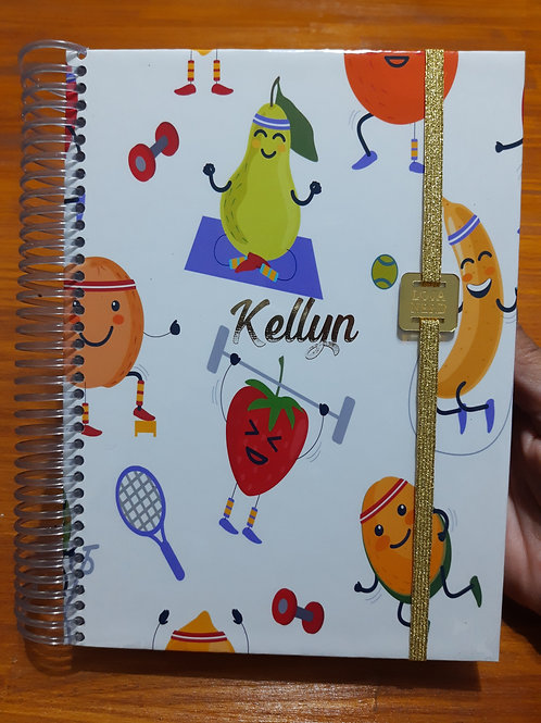 Planner do professor luxo