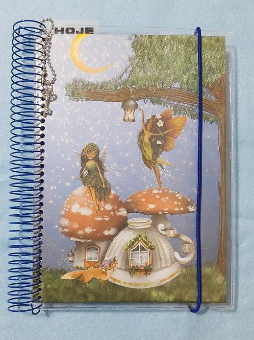 Caderno Fadas