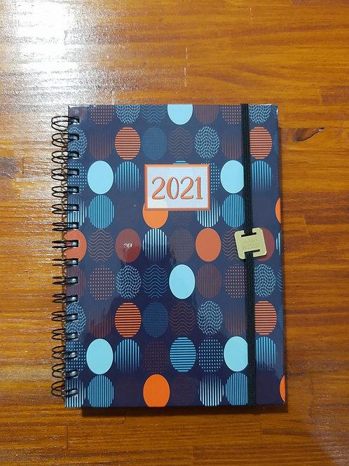 Agenda 2021 Poá Colors