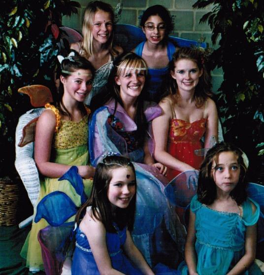 Fairy Camp Tea