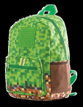 Kids' Backpack- Adventure Green