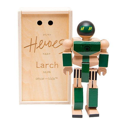 Playhard Heroes #6 Larch