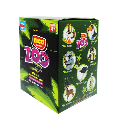 Blind box - Zoo Series 2