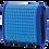 Thumbnail: Wallet - Blue Dino