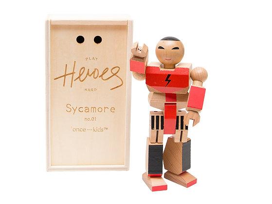 Playhard Heroes #1 Sycamore