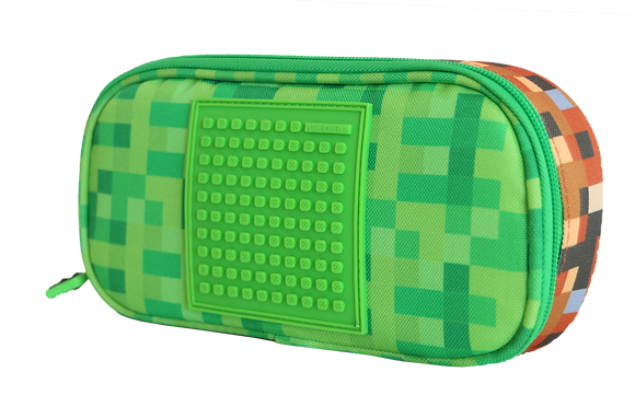 Student Pencil Case - Adventure Green