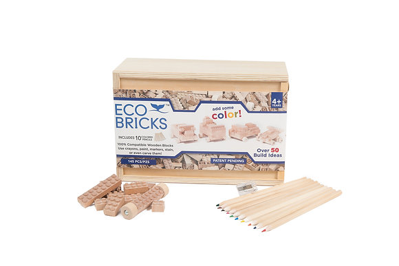 Eco Bricks 145 piece