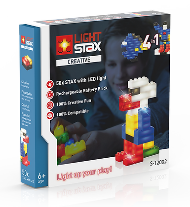 Light Stax SYSTEM Creative Set