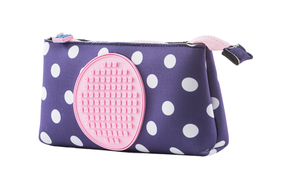 Pencil Case - Circle Pop