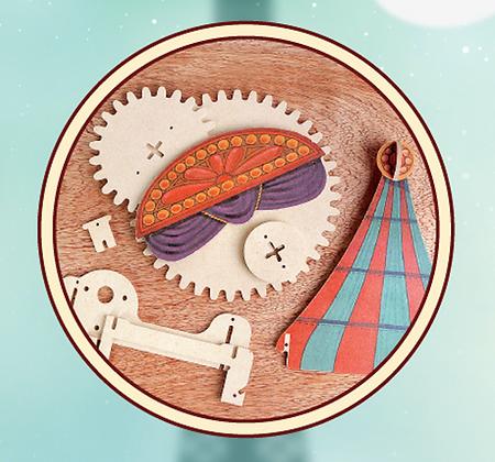 Clockwork Dreams Replacement Parts