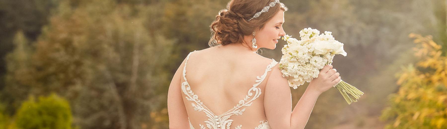 Plus size weddin dresses