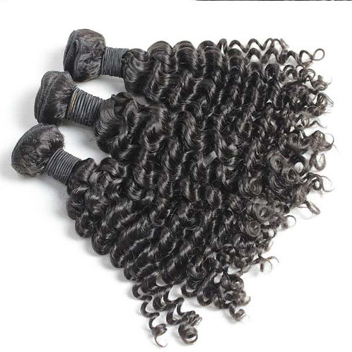 Virgin Deep Curly Hair