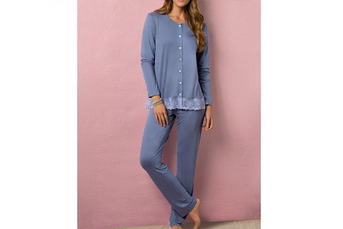 Open-Front Pajamas