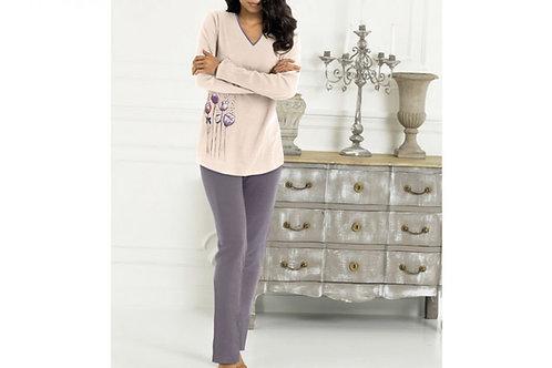 Long Sleeve Pajama