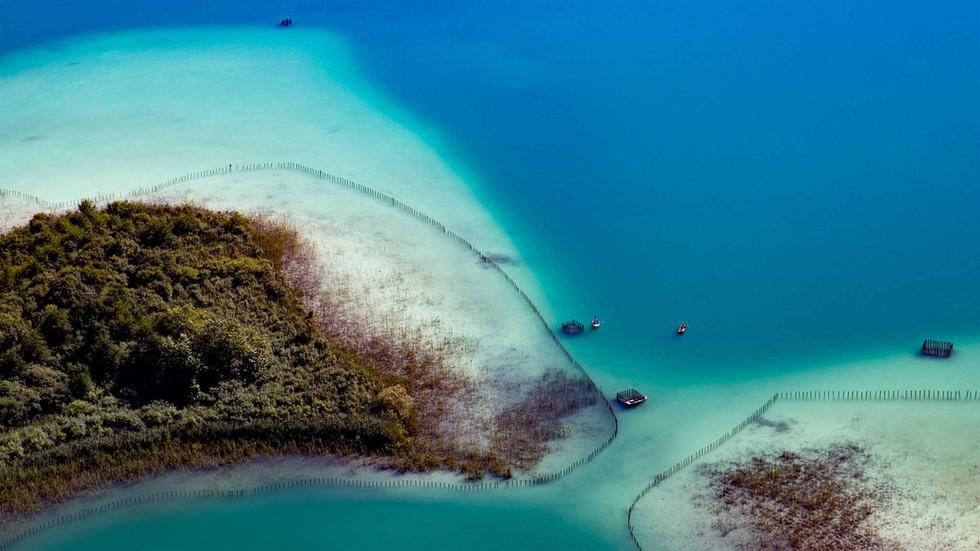 Lac d'Aiguebelette (à 15min)
