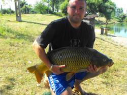 Mogyorósi László - tőponty 16 kg