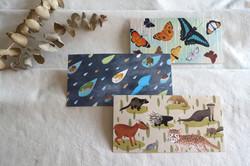 hong kong wildlife postcards