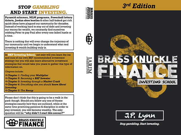 Investing school 3rd edition cover
