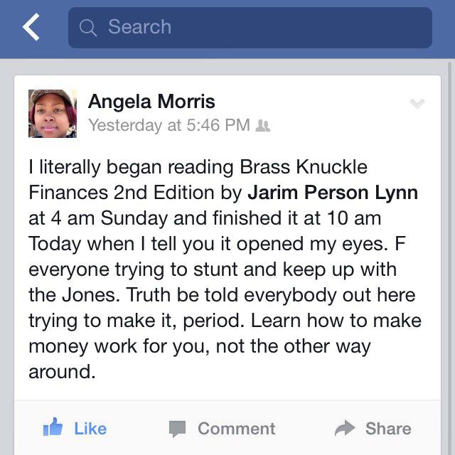 Angela Feedback