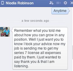 Niodia Robinson