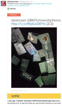 credit cards afrika