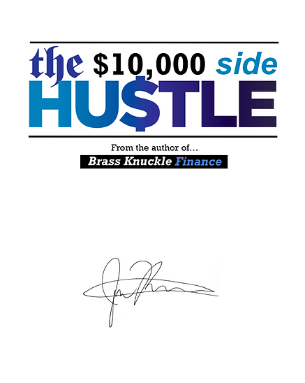 The $10K Side Hustle - eBook