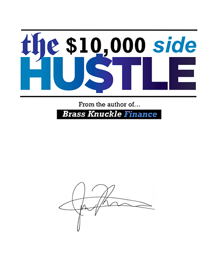 The $10K Side Hustle - Paperback