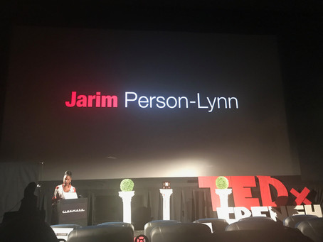 The Financial Autobiography of Jarim Person-Lynn