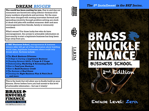 BKF Business School 2nd Edition Cover Fu