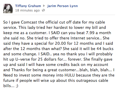 Tiffany Graham Comcast