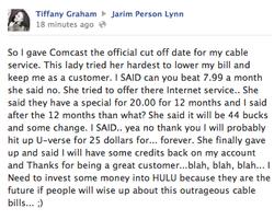 Tiffany Graham Comcast