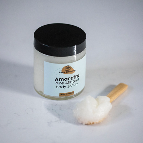 Amaretto Body Scrub
