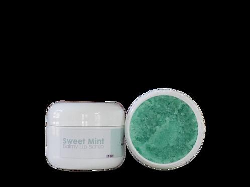 Sweet Mint Lip Scrub