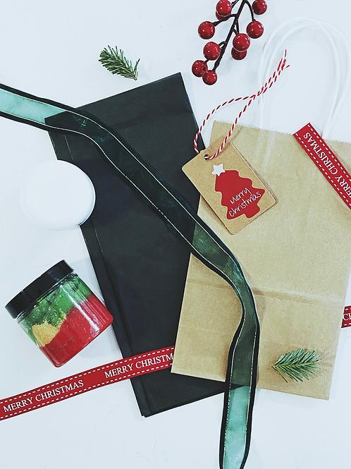 Build Your Own Christmas Gift Bag