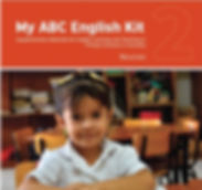 Bilinguismo, My ABC Enlish Kit, programa nacional de ingles