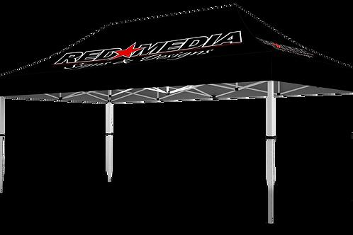 Basic 10x20 Tent - Logo Top