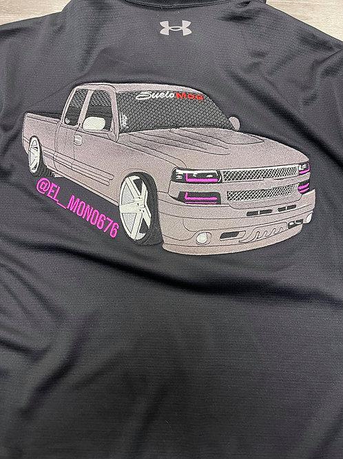 Custom Car/ Truck Embroidery Shirt