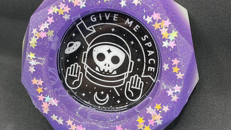 Give Me Some Space Dish Tray