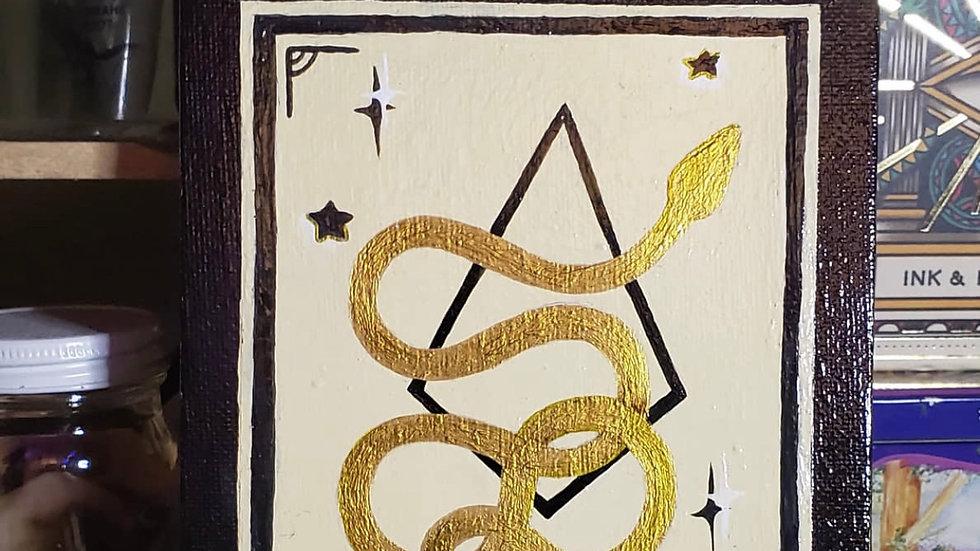 Tarot Painting