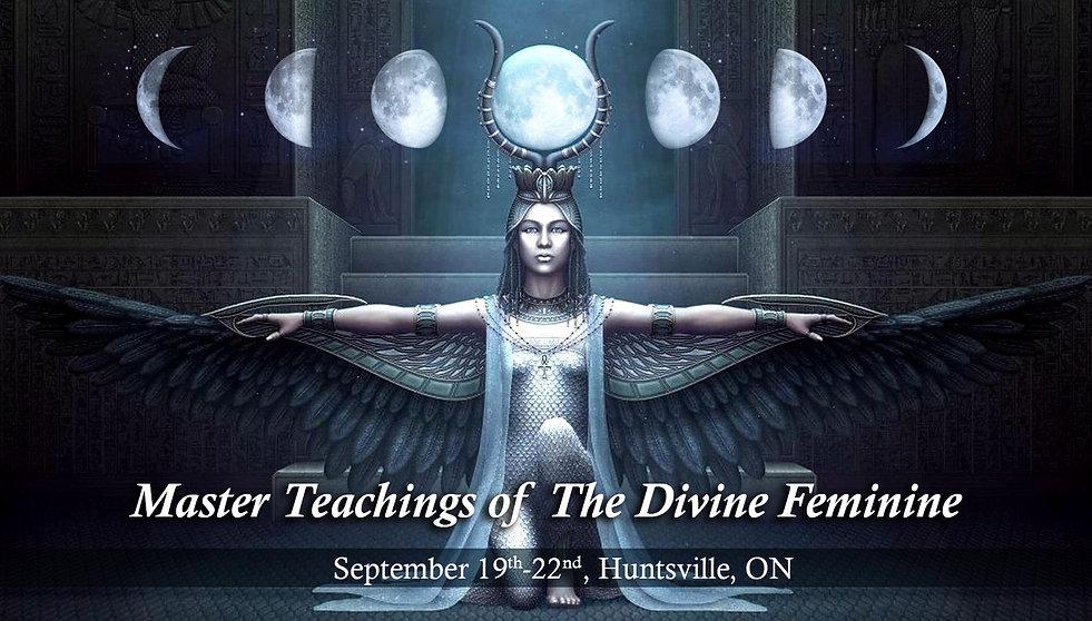 The Master Teachings of the Divine Femin
