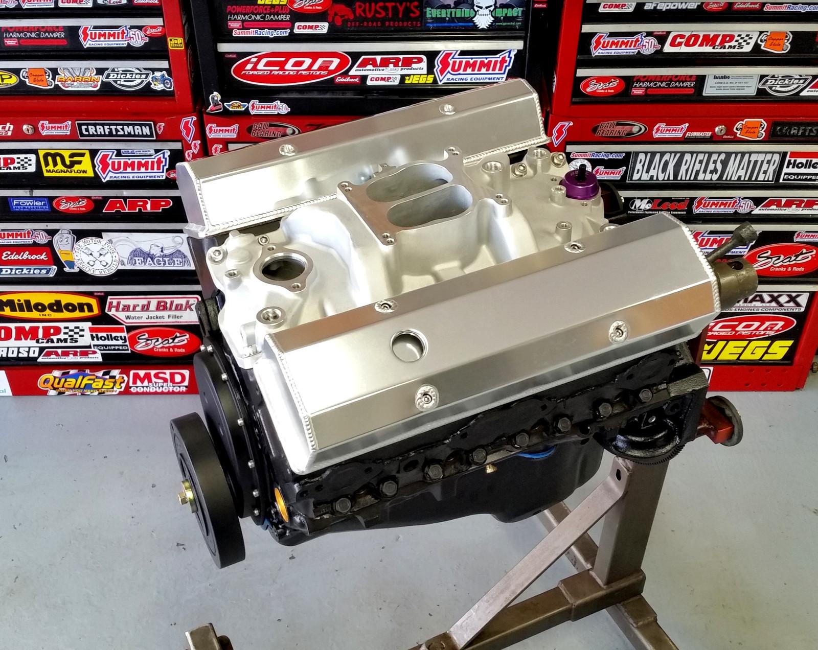 Bbc Gmc Chevy 396 454 496 502 Racing Hydraulic Roller