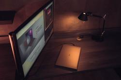 LG Deutschland / Ergo Monitor + Gram Notebook