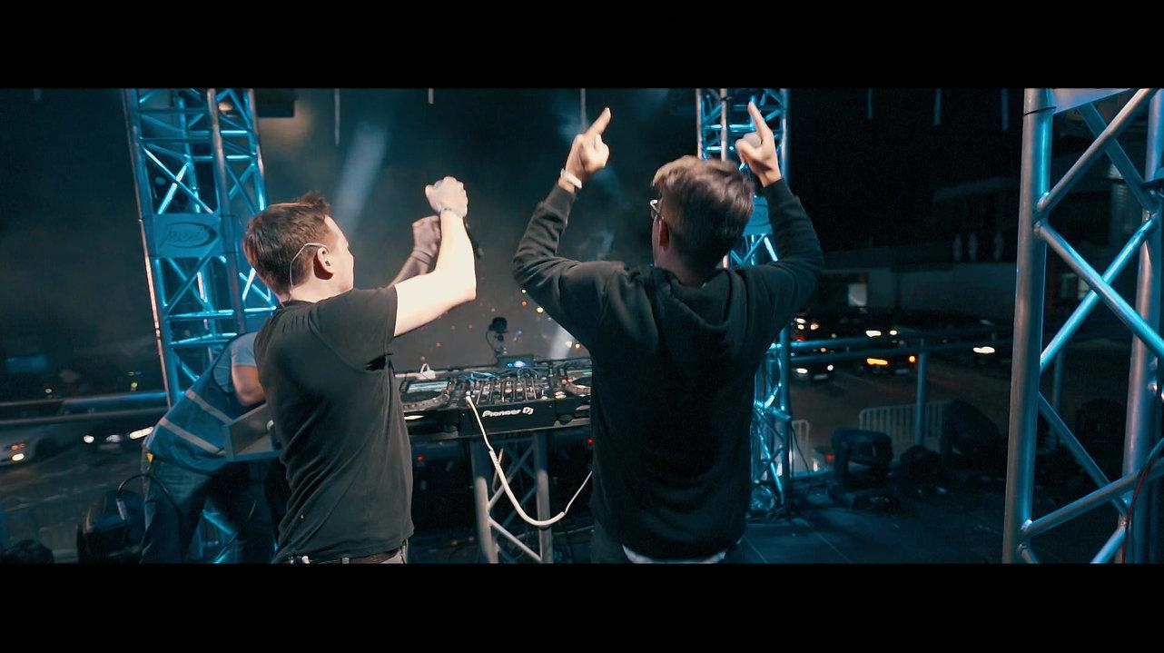 Moksi Video / Cafe Europa 2019